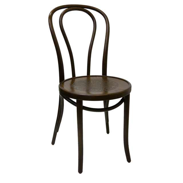 New GENIUNE Thonet Chairs Bentwood FAMEG Timber Dining Chair