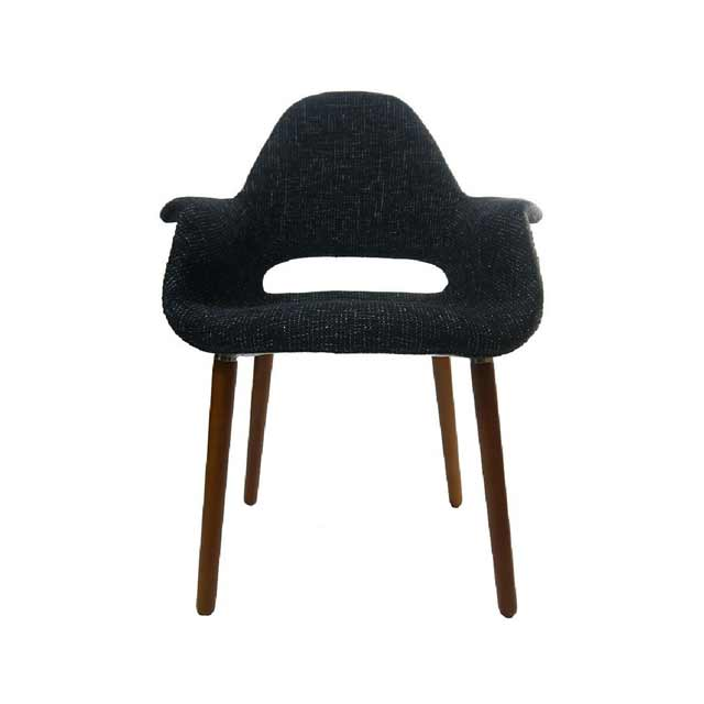 Replica organic eames armchair cafe lounge furniture for Eames armchair replica