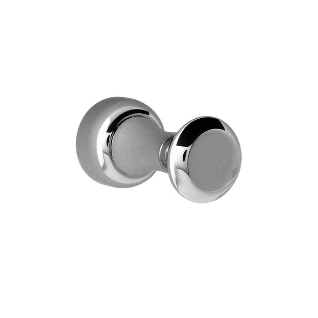 Virtu Circit Small Robe Hook Chrome