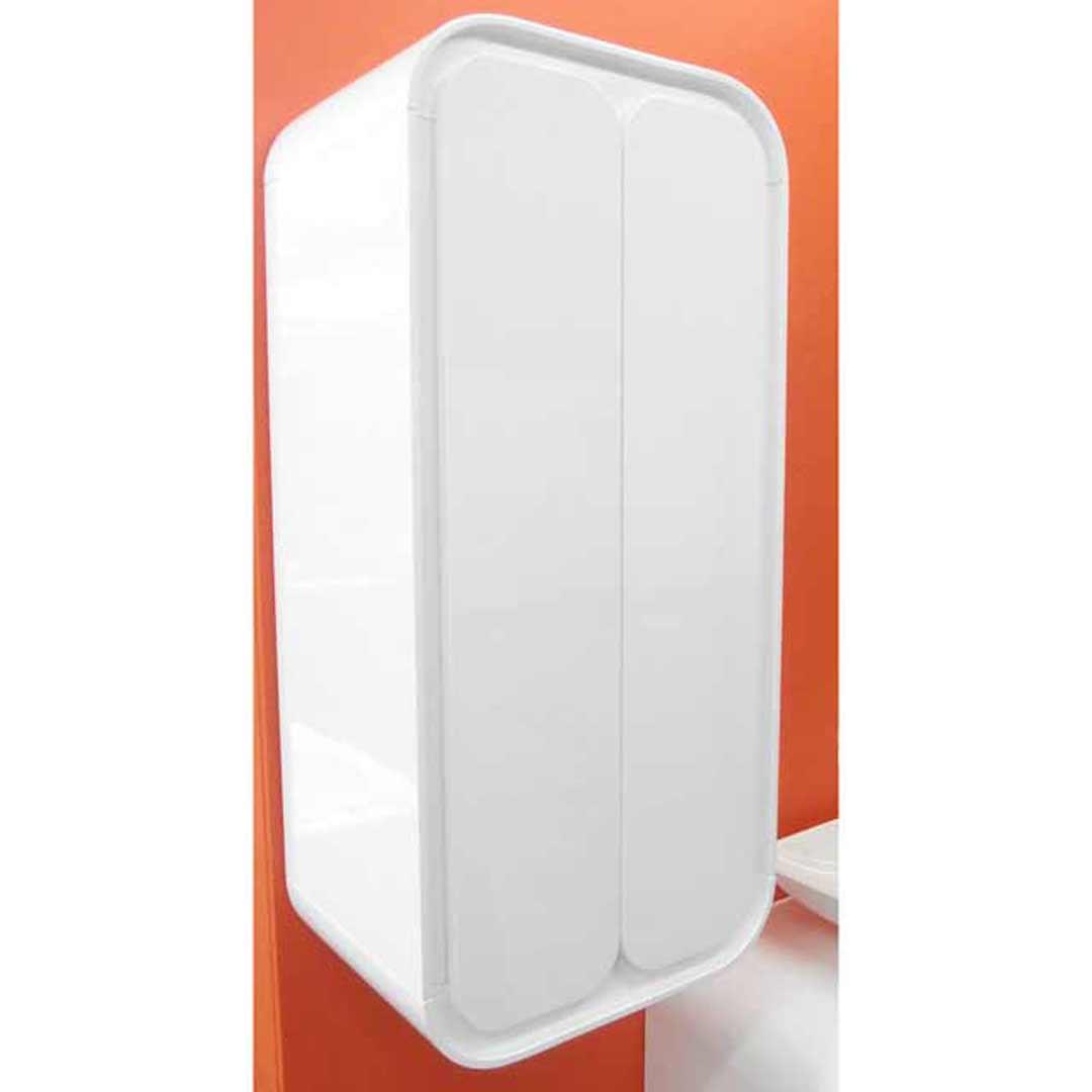 Bathroom Medicine Wall Hung Cabinet MIYAGI DIY Assembled