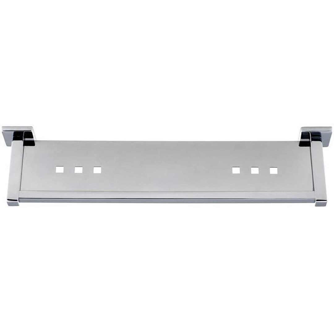 home bathroom accessories shower shelf virtu cubit shower shelf 400mm