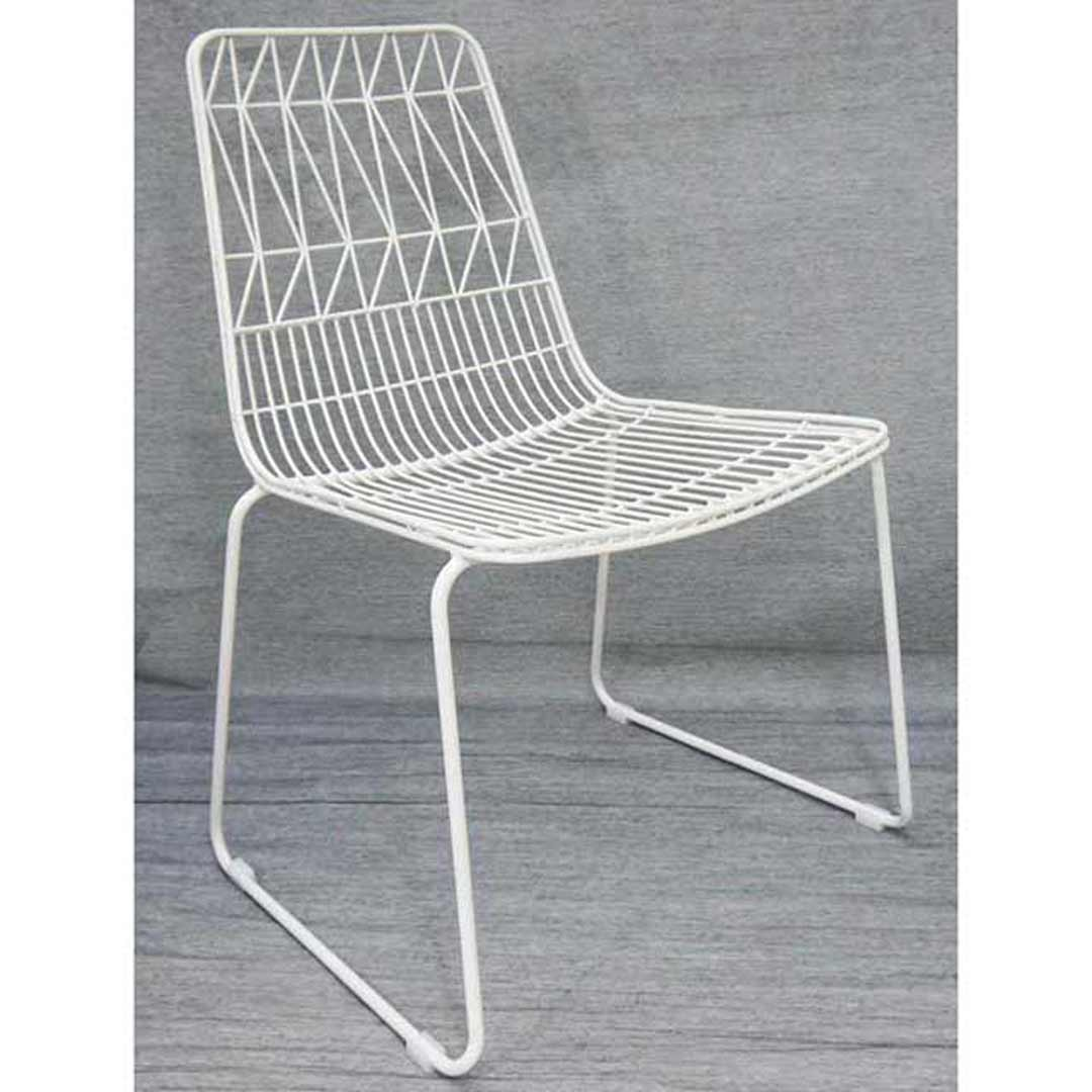 Net Outdoor Chair Replica Bend Wire Lucy Dining Chairs