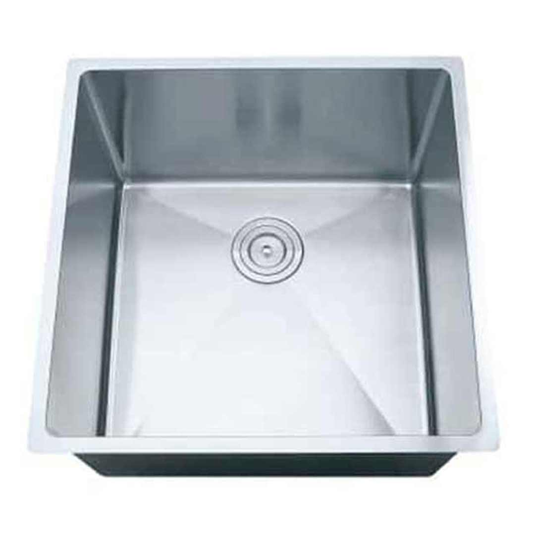 ECT Impact SS-1717A Undermount Single Bowl Stainless Steel Sink