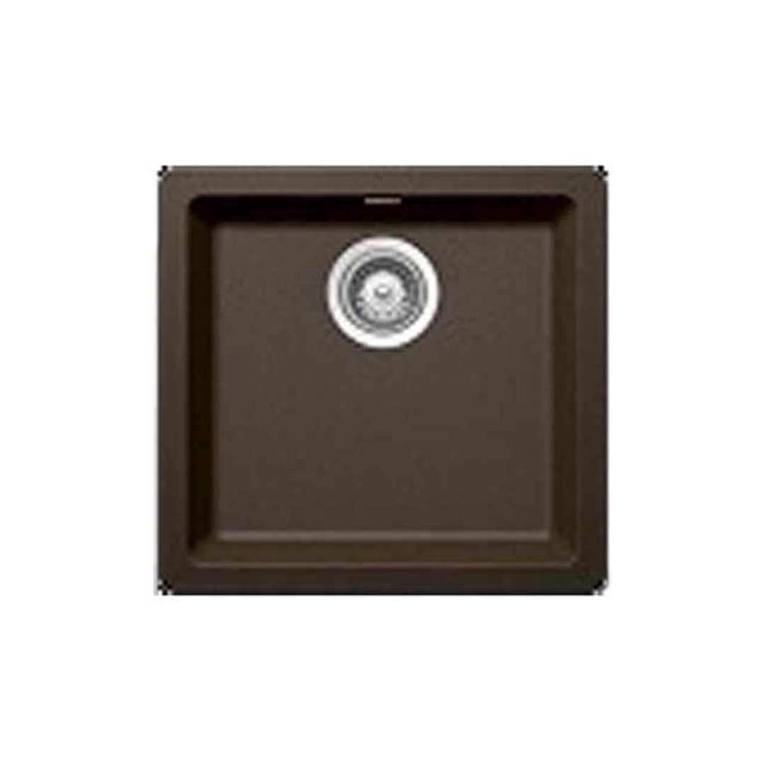 abey n100 sbz soho designer kitchen single bowl sink bronze - Abey Kitchen Sinks