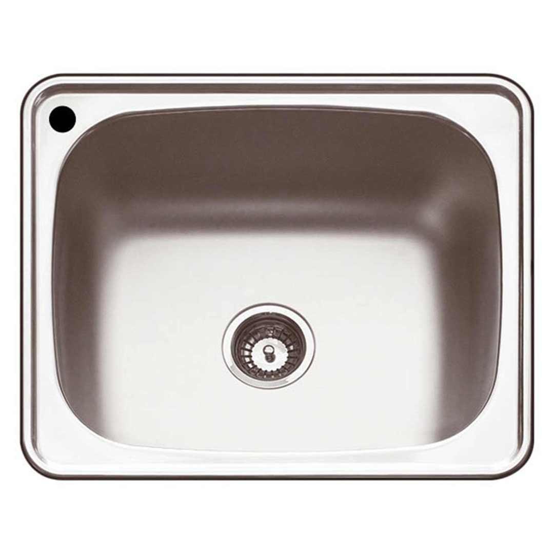 Abey Lodden PR45 LTH Laundry Trough 45L TUB Sink 60cm X 50cm