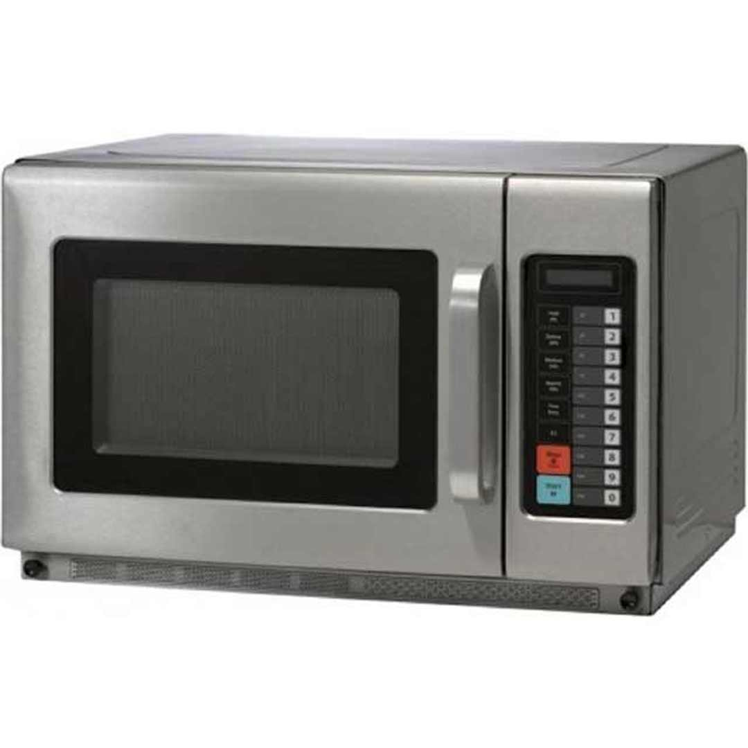 Commercial Microwave Oven 1000W 25L Birko 1200325