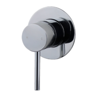 Brasshards Holli Shower Mixer Chrome 11SL752C