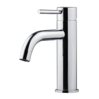 Brasshards Holli Chrome Basin Mixer Tap 11SL750CL