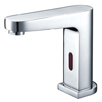 Nero Electronic Basin Tap YSW403 Chrome