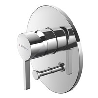 Methven Arrow Shower Wall Mixer with Diverter 03-9203M