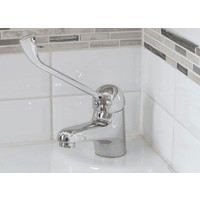 ECT Mobi WT 6661D Disable Single Lever Basin Mixer Tap Chrome
