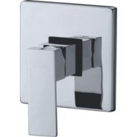 Ostar YO2111W Square Bathroom Wall Mixer