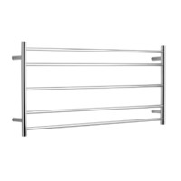 Heated Towel Rail Rack 5 BAR Alexander Elan 100R ELA - 7A09