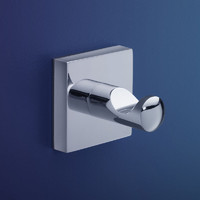 Dorf Enix Robe Hook Chrome
