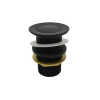 POP UP Waste 40mm Black