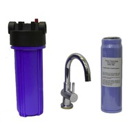 Pacific Rainwater Tank Tap & Filter System Kitchen Cold Water