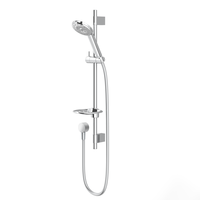 Methven Kiri KISRCPSCAU Satinjet Chrome Rail Shower