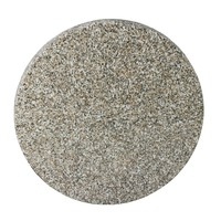 Isotop Outdoor Table Top Round 700mm Rocky