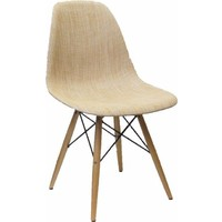 Ava Replica Eames Eiffel Woven Dining Chair Honeycomb