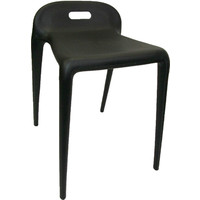 Bum Stool Replica Stefano Giovannoni YUYU Black