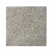 Isotop Outdoor Table Top Square 600mm Rocky