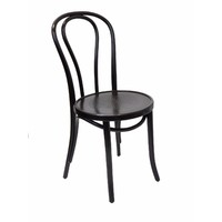 Thonet Bentwood FAMEG Timber Dining Chair - Wenge
