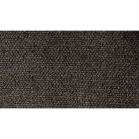 Carramar 100% Wool Level Loop Pile Coal Ash Carpet PLM