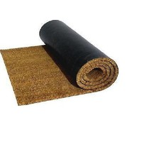 Scrub Matting 17mm thick Heavy Duty Door matting 100cm wide