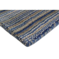 Bayliss Rugs Haven Blue Bird Wool/Art Silk Rug 160cm x 230cm
