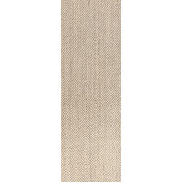 Eco Tiger Eye Runner Natural Sisal Latex back 80cm x 400cm Marble