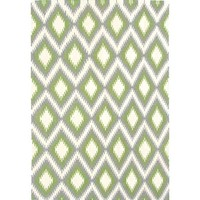 Bayliss Rugs Oscar Lime Green Wool 160cm x 230cm
