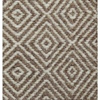 Bayliss Rugs Herman Diamond Camel Ivory Wool 300cm x 400cm