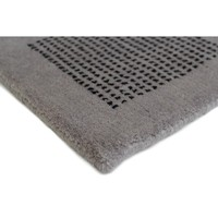 Bayliss Rugs Pindot Chrome Wool 200cm x 300cm