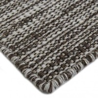 Bayliss Rugs Thames Natural Stone Flat Weave Wool 200cm x 300cm