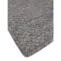 Bayliss Rugs Coast Cape Grey Wool+Bamboo Silk 160cm x 230cm