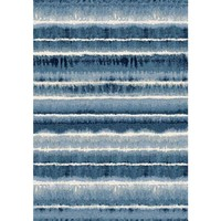 Bayliss Rugs Odyssey Artic Blue Heatset Poly 160cm x 230cm
