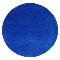 Bayliss Rugs Ragamuffin Blue Wool 150cm Round