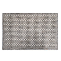 Seaspray Indoor Door Mat Pindot Grey 57 x 90cm