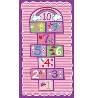 Children's Rugs KIDS HOPSCOTCH mat 100cm x 150cm