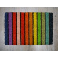 Rainbow Mat Heavy Duty Outdoor Doormat 40cm x 60cm