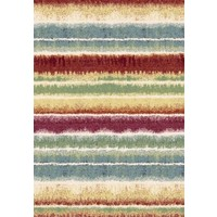 Bayliss Rugs Odyssey Rainbow Heatset Poly 160cm x 230cm