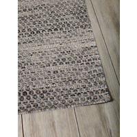 THE RUG COLLECTION BRAID HIVE DENIM FLATWEAVE WOOL Rug 250cm x 350cm