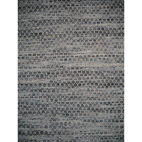 THE RUG COLLECTION Rugs FLATWEAVE Wool BRAID HIVE 160 x 230cm -denim