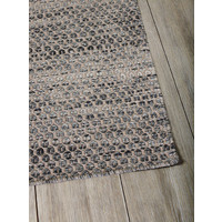 THE RUG COLLECTION Rugs FLATWEAVE Wool BRAID HIVE 200x290cm Denim