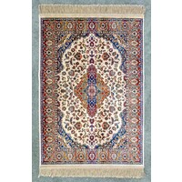Chiraz Art Silk Carpet Rug 68cm x 105cm 9099-4