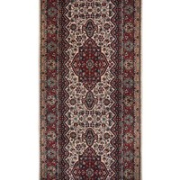 Ferraghan Medallion #2014  Wool Hall Runner 75cm wide