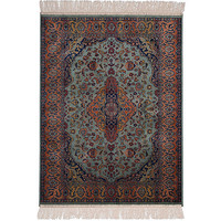 Chiraz Art Silk Carpet Rug Mat 100cm x 137cm 9099-16