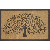 Willow Tree Heavy Duty Doormat 120cm x 75cm