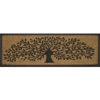 Willow Tree Heavy Duty Doormat 120cm x 40cm
