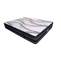 Queen Mattress Medium Support Slumbercare Isleep Therapedic